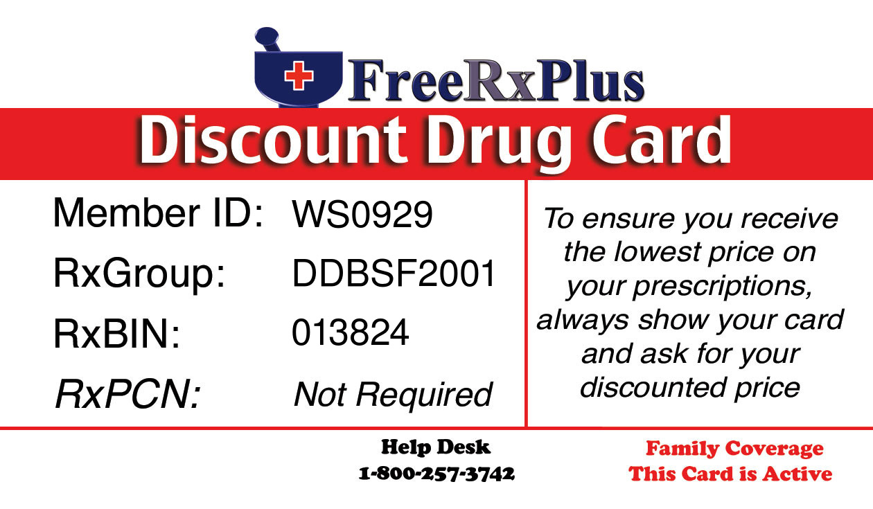 Free rx dental plan - Our Prescription Savings Cards Are Accepted At All Major Pharmacies Across The Us